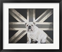 Framed Best of British B&W