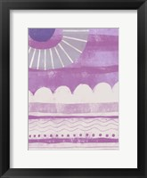 Framed Pink Dream I