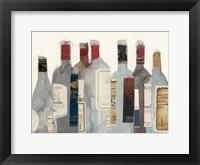 Framed Wine & Spirit I