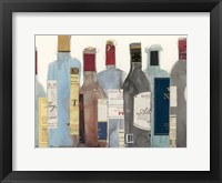 Framed Wine & Spirit II