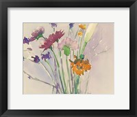 Framed Wild Flower Cuttings