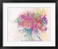 Framed Floral Moment II