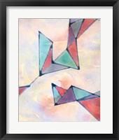 Framed Lucent Shards II