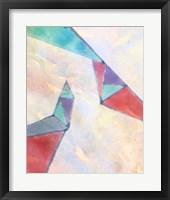 Framed Lucent Shards III