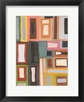 Framed Color Blocking II