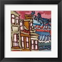 Framed Chinatown III