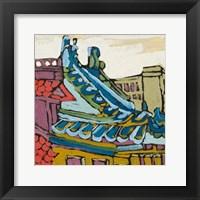 Framed Chinatown V