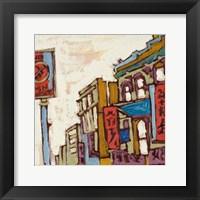 Framed Chinatown VII