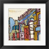 Framed Chinatown IX