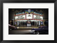 Framed Diners and Cars I