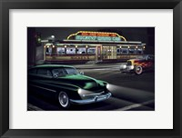 Framed Diners and Cars II
