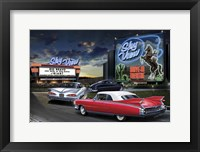 Framed Diners and Cars IV