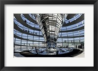 Framed Bundestag Berlin
