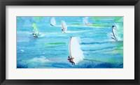 Framed Windsurfing