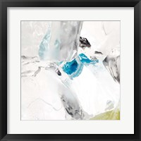 Framed Blue Ice 5