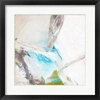 Framed Blue Ice 6