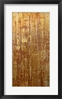Framed Gold Water