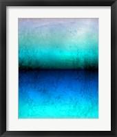 Framed Abstract Minimalist Rothko Inspired 01-2