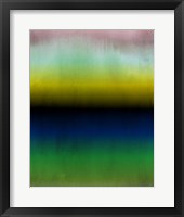 Framed Abstract Minimalist Rothko Inspired 01-4