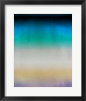 Framed Abstract Minimalist Rothko Inspired 01-7