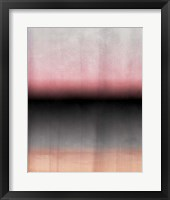 Framed Abstract Minimalist Rothko Inspired 01-15