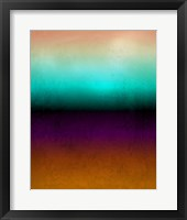Framed Abstract Minimalist Rothko Inspired 01-18