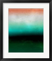 Framed Abstract Minimalist Rothko Inspired 01-23