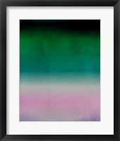 Framed Abstract Minimalist Rothko Inspired 01-25
