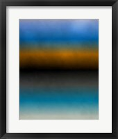 Framed Abstract Minimalist Rothko Inspired 01-29
