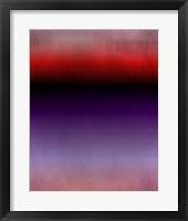 Framed Abstract Minimalist Rothko Inspired 01-30