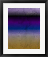 Framed Abstract Minimalist Rothko Inspired 01-31