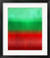 Framed Minimalist Rothko Inspired 01-33