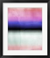 Framed Abstract Minimalist Rothko Inspired 01-36