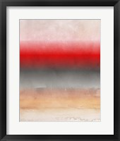 Framed Abstract Minimalist Rothko Inspired 01-42