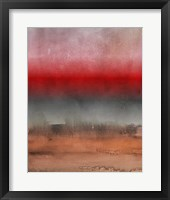 Framed Abstract Minimalist Rothko Inspired 01-44