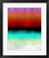 Framed Abstract Minimalist Rothko Inspired 01-48