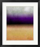 Framed Abstract Minimalist Rothko Inspired 01-63