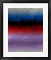 Framed Abstract Minimalist Rothko Inspired 01-64