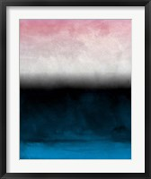 Framed Abstract Minimalist Rothko Inspired 01-70
