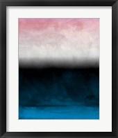 Framed Abstract Minimalist Rothko Inspired 01-70
