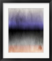 Framed Abstract Minimalist Rothko Inspired 01-72