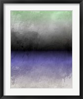 Framed Abstract Minimalist Rothko Inspired 01-75