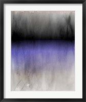 Framed Abstract Minimalist Rothko Inspired 01-76