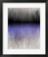Framed Abstract Minimalist Rothko Inspired 01-76