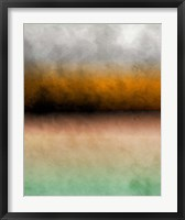 Framed Abstract Minimalist Rothko Inspired 01-79