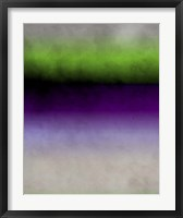 Framed Abstract Minimalist Rothko Inspired 01-84