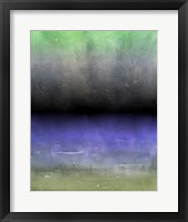 Framed Abstract Minimalist Rothko Inspired 01-86