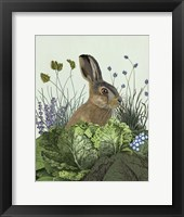 Framed Cabbage Patch Rabbit 3