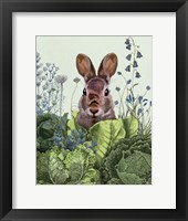Framed Cabbage Patch Rabbit 6