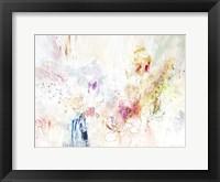 Framed White Series I